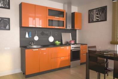 """Кухня """"Абрикос"""""""